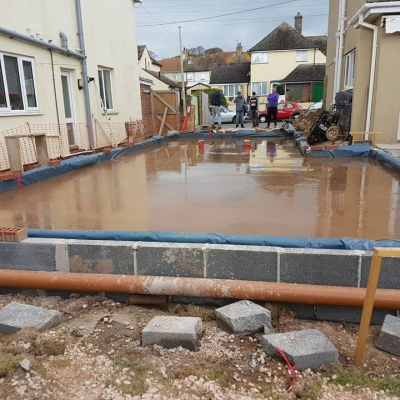 Foundations for an Extension project