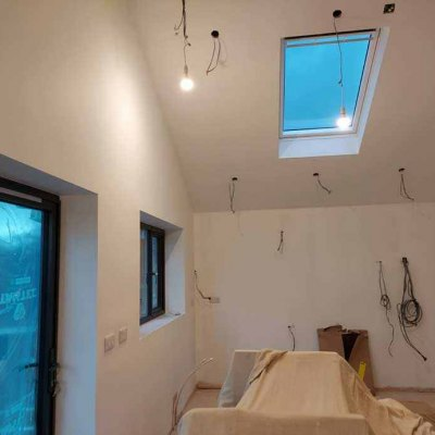 skylight-in-extension-project