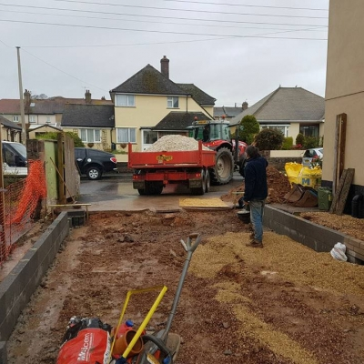 Foundation Digging Services