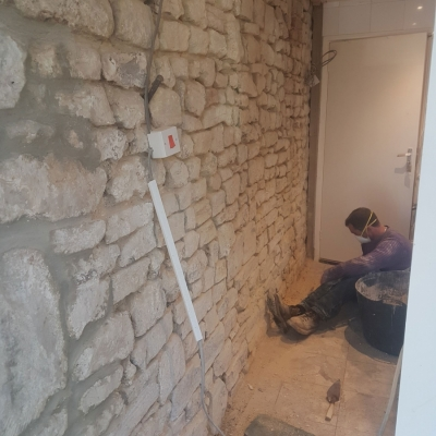 Stone Wall Building Experts