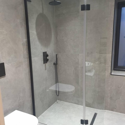 Bathroom Construction Ideas, Axminster Devon