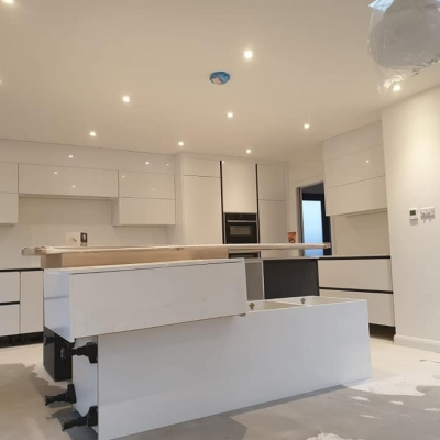 Kitchen Extension builders Axminster Devon