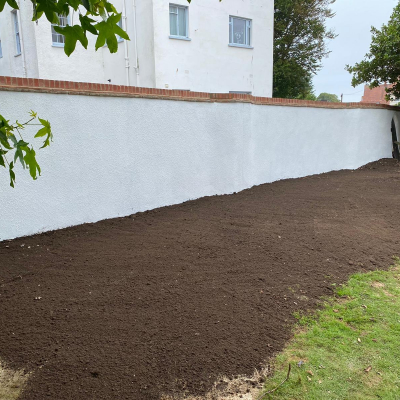 Sidmouth-Wall-Gardenside-After